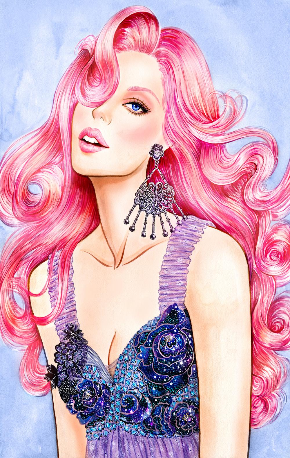Fashion Portrait Sunny Gu