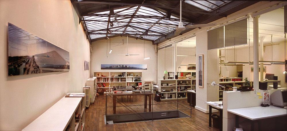 bureau bureau loft dominique paolini. Black Bedroom Furniture Sets. Home Design Ideas